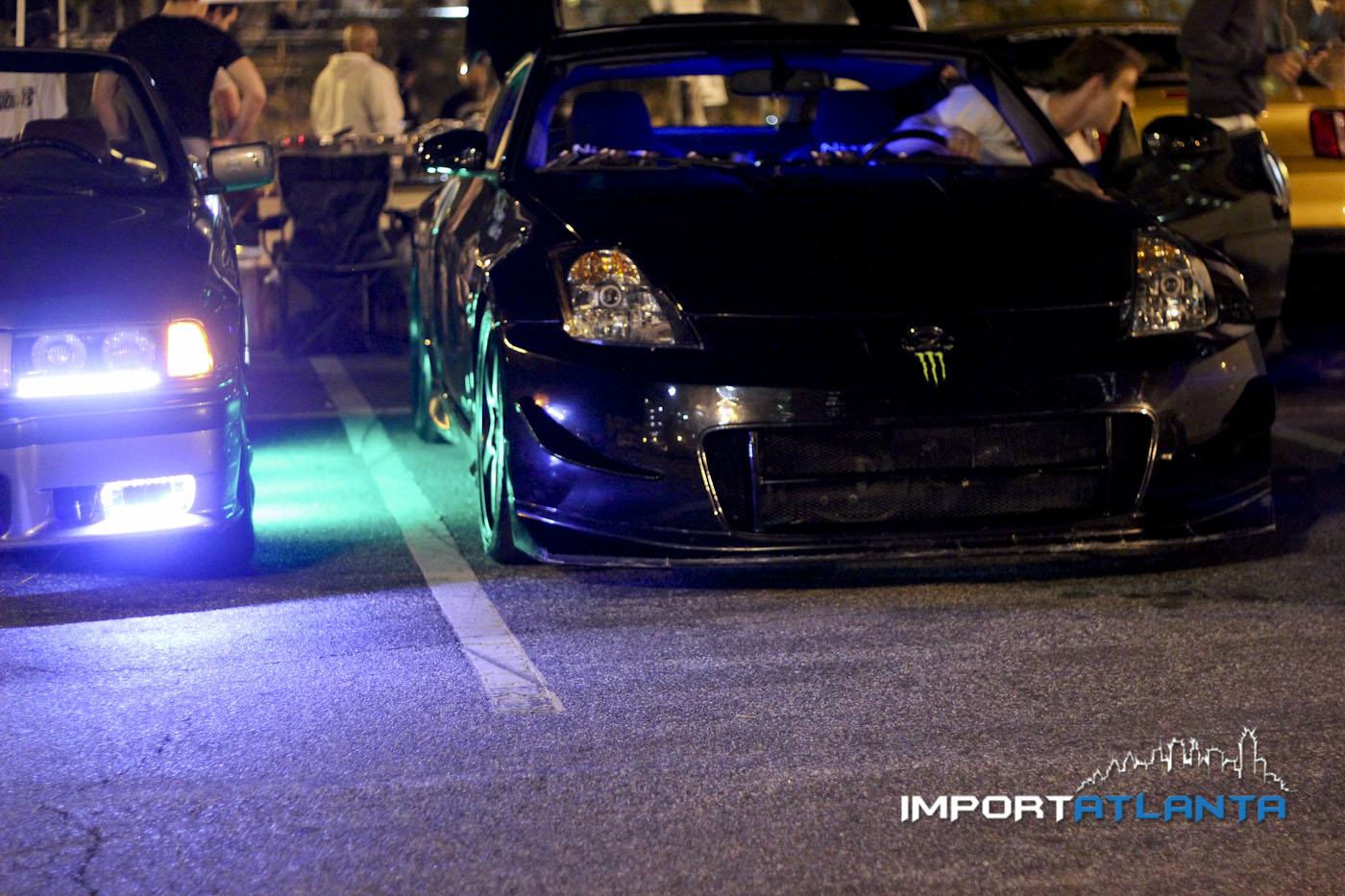 atlanta car meet 2013