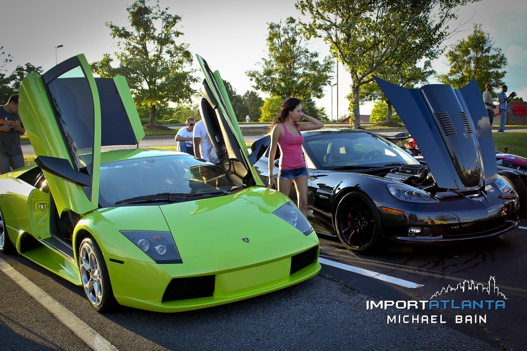 Fast And Furious Car Show At Gwinnett Meet Private Screening - Car show atlanta ga