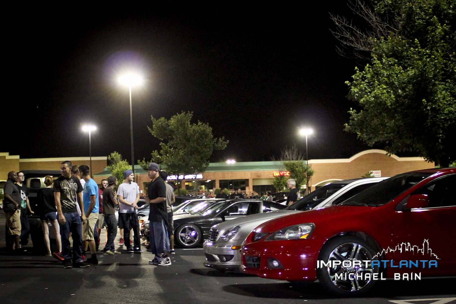 Riverside Pkwy Sonic Weekly Thursday Night Meet 6.6.13